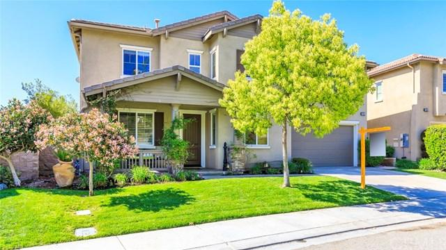 27451 Trefoil Street, Murrieta, CA 92562 (#SW18087495) :: The Ashley Cooper Team