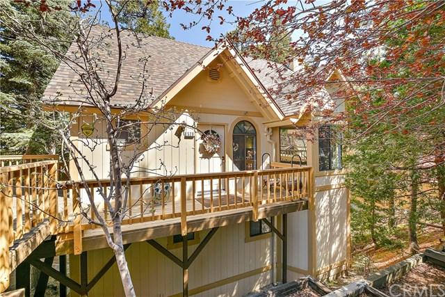 528 Rainier Road, Lake Arrowhead, CA 92352 (#EV18092422) :: Kristi Roberts Group, Inc.