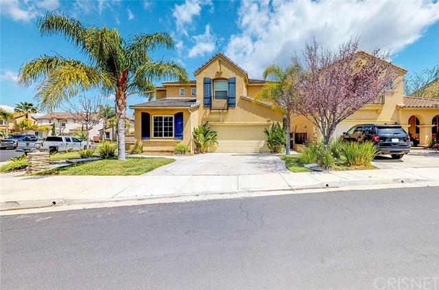 22109 Altair Lane, Saugus, CA 91390 (#SR18092498) :: The Brad Korb Real Estate Group