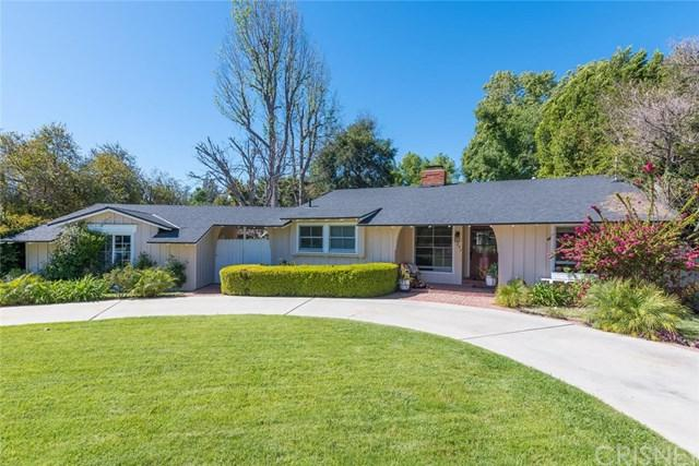 23249 Gonzales Drive, Woodland Hills, CA 91367 (#SR18092406) :: The Brad Korb Real Estate Group