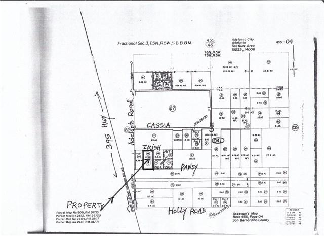 0 Pansy Street, Adelanto, CA 92301 (#IV18092576) :: Nest Central Coast