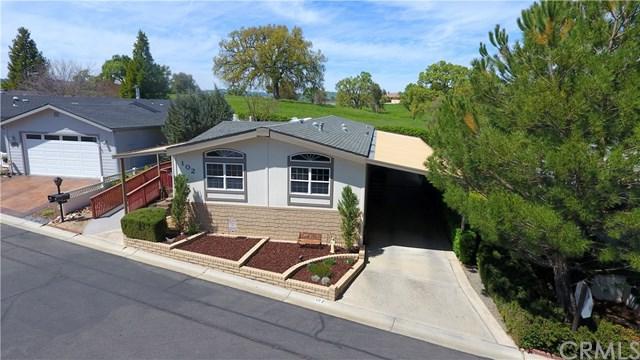 102 Via San Carlos #102, Paso Robles, CA 93446 (#NS18092620) :: RE/MAX Parkside Real Estate