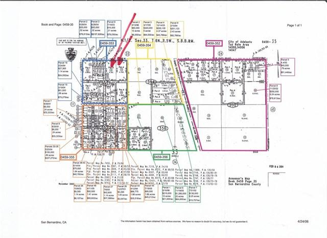 0 Air Expressway, Adelanto, CA  (#IV18092675) :: Kristi Roberts Group, Inc.