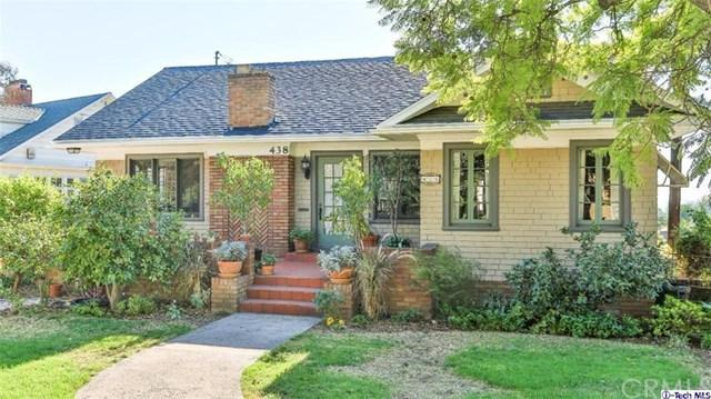 438 W Kenneth Road, Glendale, CA 91202 (#318001527) :: The Brad Korb Real Estate Group