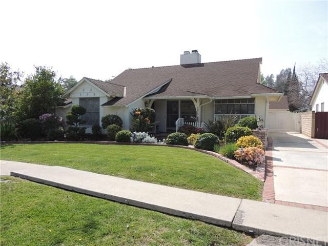 4855 Longridge Avenue, Sherman Oaks, CA 91423 (#SR18079034) :: The Brad Korb Real Estate Group