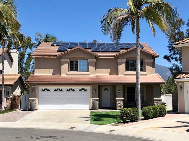 18 Via Vison, Rancho Santa Margarita, CA 92688 (#OC18092588) :: The Brad Korb Real Estate Group
