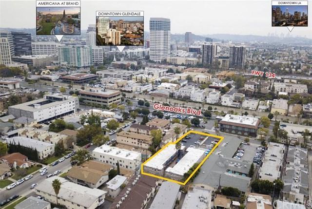 401-403 W Glenoaks Boulevard, Glendale, CA 91202 (#AR18093012) :: The Brad Korb Real Estate Group
