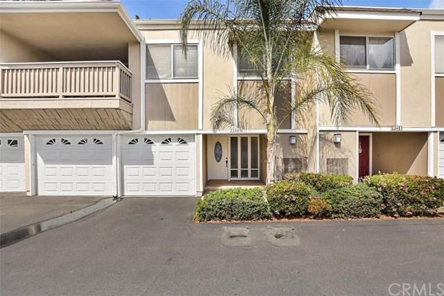 23465 Caminito Juanico #269, Laguna Hills, CA 92653 (#PW18093023) :: Pam Spadafore & Associates