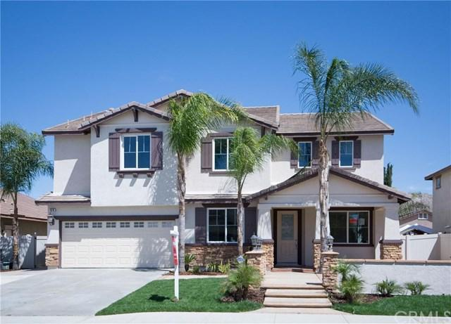 824 Valleverde Way, Perris, CA 92571 (#SW18091694) :: The Ashley Cooper Team