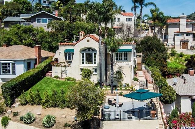 646 Corwin Avenue, Glendale, CA 91206 (#318001544) :: The Ashley Cooper Team