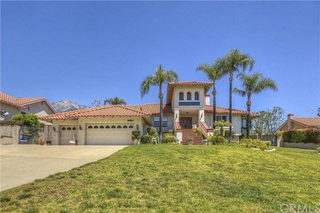 10794 Deer Canyon Drive, Rancho Cucamonga, CA 91737 (#EV18092760) :: The Ashley Cooper Team
