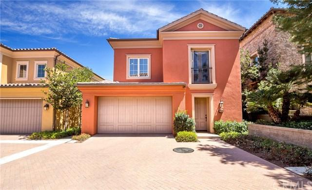 74 Borghese, Irvine, CA 92618 (#PW18093415) :: Fred Sed Group