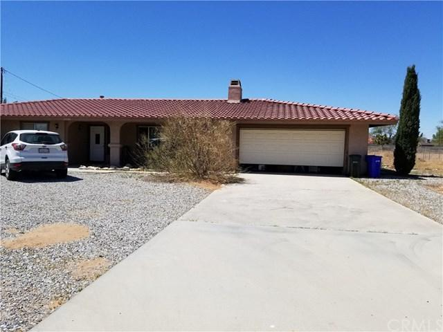 15140 Dakota Road, Apple Valley, CA 92307 (#EV18093797) :: The Ashley Cooper Team