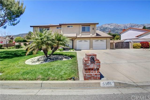 5366 Galloway Street, Alta Loma, CA 91701 (#CV18093826) :: The Ashley Cooper Team