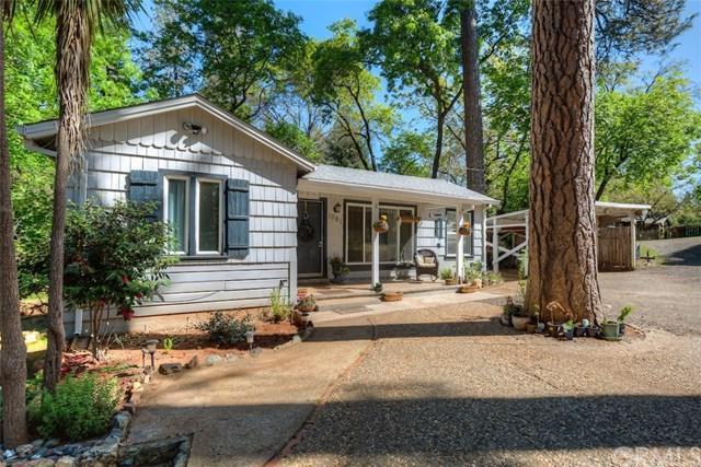 1081 Elliott Road, Paradise, CA 95969 (#SN18075322) :: The Laffins Real Estate Team