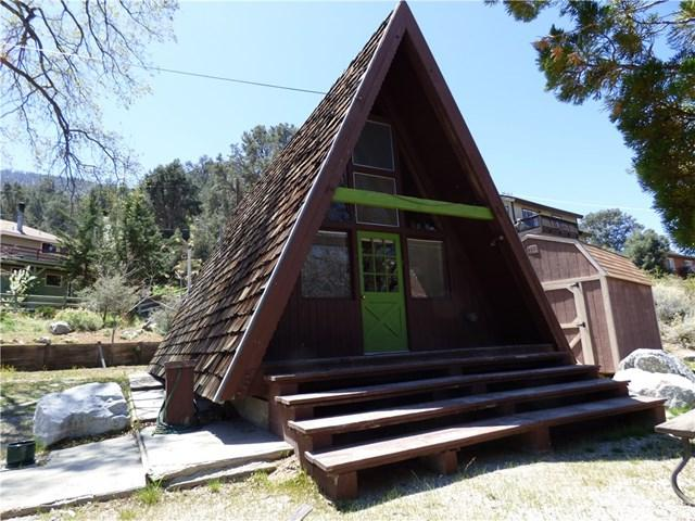 219 Pine Canyon Drive, Frazier Park, CA 93225 (#SR18093695) :: UNiQ Realty