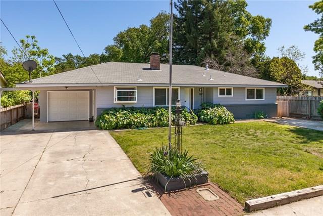 1373 Huggins Avenue, Chico, CA 95926 (#SN18092828) :: The Laffins Real Estate Team