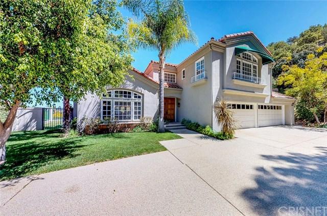 3767 Paseo Primario, Calabasas, CA 91302 (#SR18094062) :: Impact Real Estate