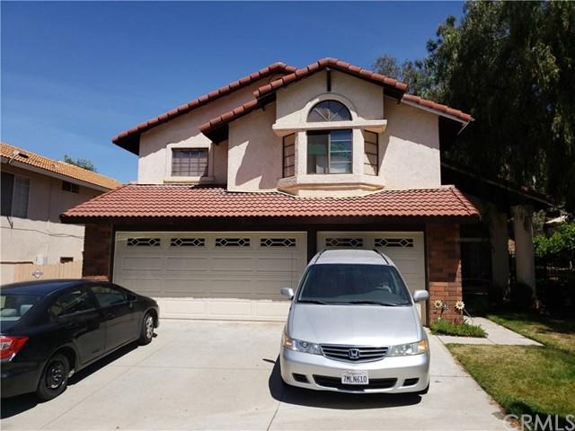 23956 Creekwood Drive, Moreno Valley, CA 92557 (#DW18094283) :: Kristi Roberts Group, Inc.