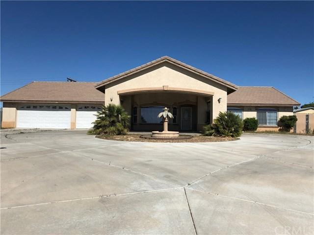 11769 I Avenue, Hesperia, CA 92345 (#WS18093921) :: Kristi Roberts Group, Inc.