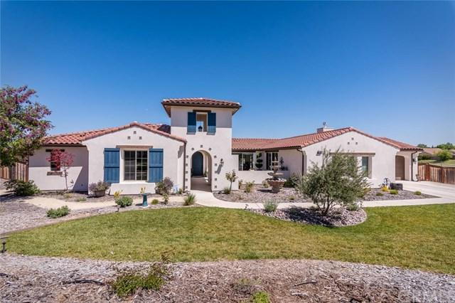 1918 Experimental Station Road, Paso Robles, CA 93446 (#SP18087442) :: RE/MAX Parkside Real Estate