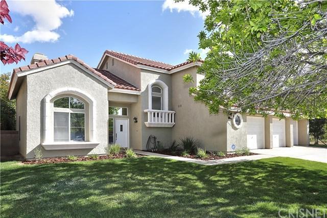 39962 Golfers Drive, Palmdale, CA 93551 (#SR18093178) :: UNiQ Realty