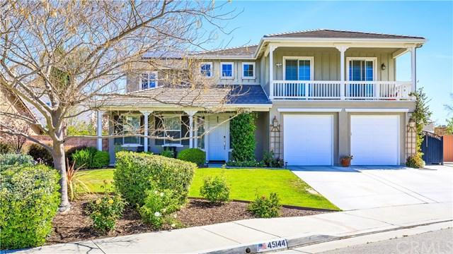 45144 Sagewind Court, Temecula, CA 92592 (#RS18094008) :: Kristi Roberts Group, Inc.