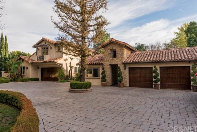 23500 Collins Street, Woodland Hills, CA 91367 (#SR18094303) :: The Ashley Cooper Team