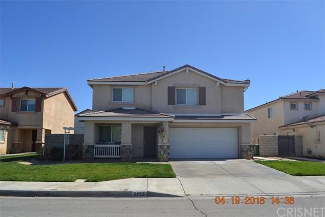 3652 E Avenue H9, Lancaster, CA 93535 (#SR18094792) :: UNiQ Realty