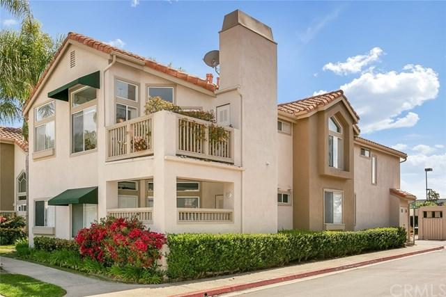 6 Coco Beach #206, Laguna Niguel, CA 92677 (#OC18095009) :: Z Team OC Real Estate