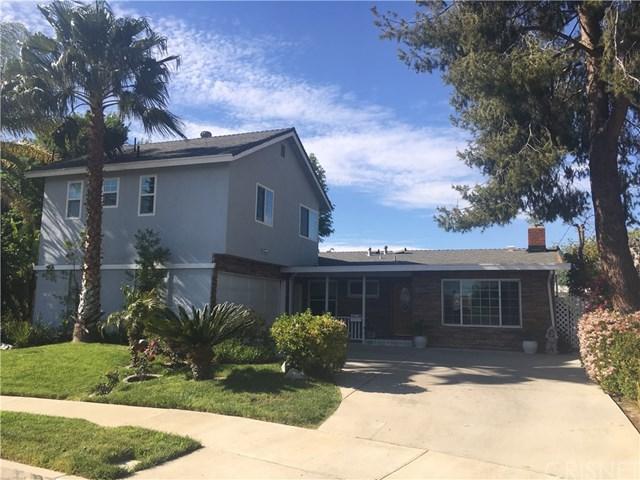 6174 Dalecrest Avenue, Woodland Hills, CA 91367 (#SR18030282) :: UNiQ Realty