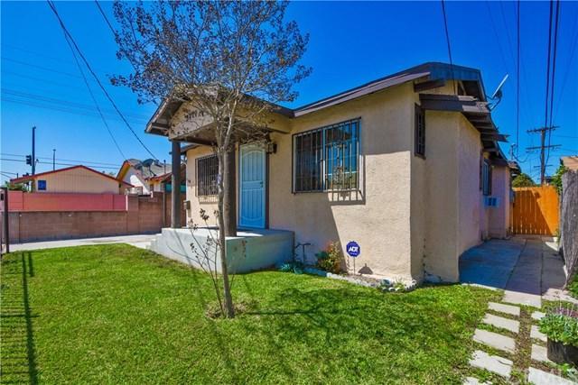 3711 7th Avenue, Los Angeles (City), CA 90018 (#DW18095051) :: Barnett Renderos