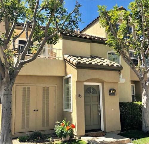 83 Cloudcrest, Aliso Viejo, CA 92656 (#OC18093434) :: Pam Spadafore & Associates