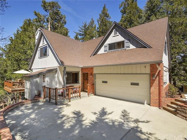 494 Pyramid Drive, Lake Arrowhead, CA 92352 (#EV18095070) :: UNiQ Realty