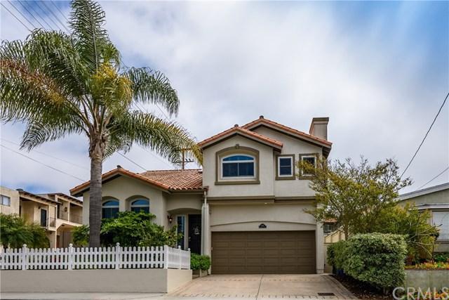 1824 Huntington Lane, Redondo Beach, CA 90278 (#SB18089546) :: Allison James Estates and Homes