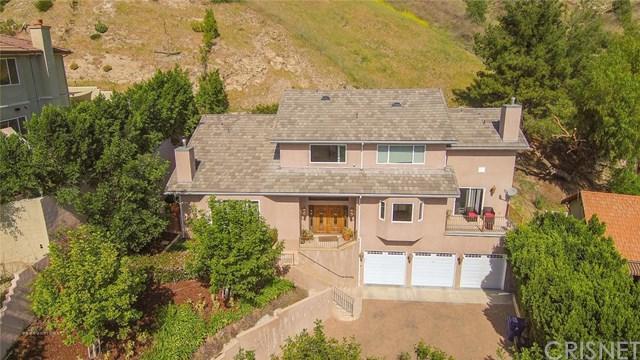 5011 Llano Drive, Woodland Hills, CA 91364 (#SR18095365) :: The Ashley Cooper Team