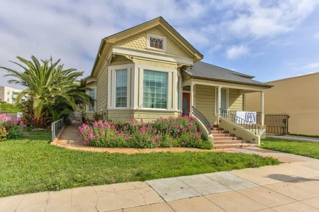 30 Central Avenue, Salinas, CA 93901 (#ML81702495) :: Fred Sed Group