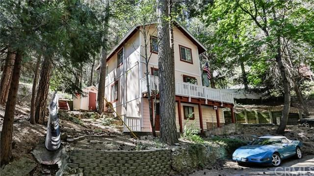 980 Oak Drive, Crestline, CA 92325 (#EV18095413) :: The Ashley Cooper Team
