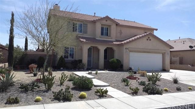 38302 Debonair Way, Palmdale, CA 93552 (#SR18095817) :: Impact Real Estate