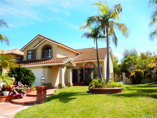 70 San Sebastian, Rancho Santa Margarita, CA 92688 (#OC18095495) :: Z Team OC Real Estate