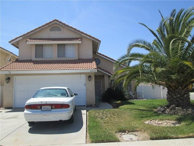 30429 Meadow Run Place, Menifee, CA 92584 (#SW18095870) :: The Ashley Cooper Team