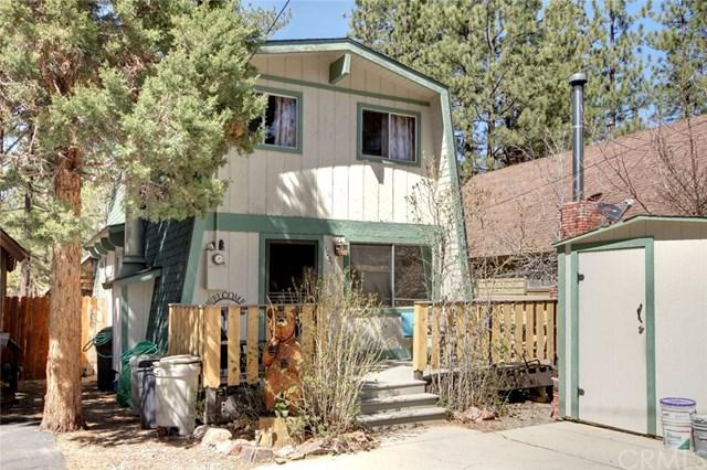 1033 Rainbow Boulevard, Big Bear, CA 92314 (#EV18095952) :: UNiQ Realty