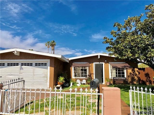 11166 De Foe Avenue, Pacoima, CA 91331 (#SR18095634) :: UNiQ Realty