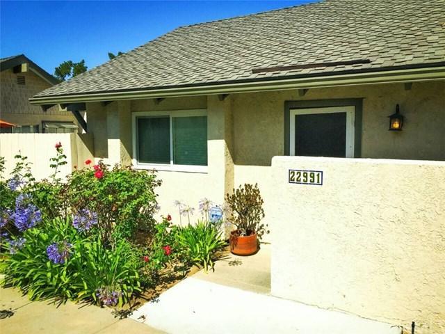 22991 Caminito Lago #80, Laguna Hills, CA 92653 (#OC18096185) :: Z Team OC Real Estate