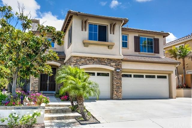 8 Lost Canyon, Rancho Santa Margarita, CA 92688 (#OC18096227) :: Z Team OC Real Estate