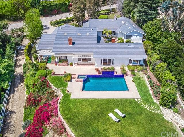 2 Outrider Road, Rolling Hills, CA 90274 (#PV18097200) :: Millman Team