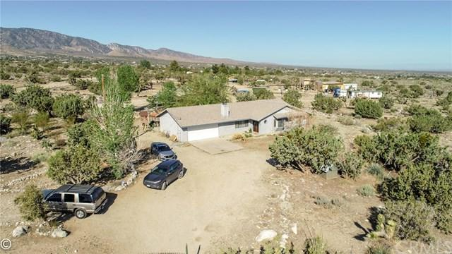 10210 Wintergreen Road, Pinon Hills, CA 92372 (#IV18100005) :: Group 46:10 Central Coast