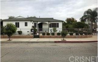 14319 Daubert Street, San Fernando, CA 91340 (#SR18103157) :: Fred Sed Group