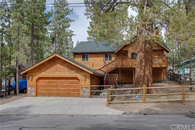 460 Hillen Dale Drive, Big Bear, CA 92314 (#EV18103526) :: Group 46:10 Central Coast