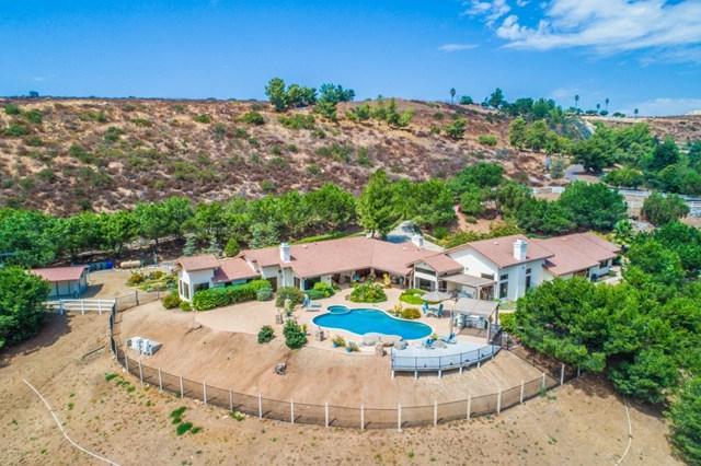 13807 Millards Ranch Ln, Poway, CA 92064 (#180023589) :: Fred Sed Group